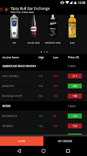 Tipsy Bull Bar Exchange Android Apps On Google Play