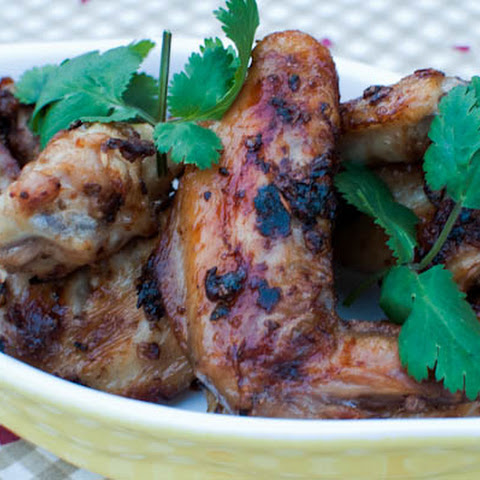 Chipotle Roasted Chicken Wings