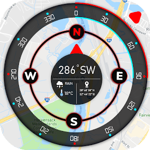 Super GPS Compass Map for Android 2019 Online PC (Windows / MAC)