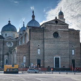 Abbey of Santa Giustina, Padova by Cristian Peša - Buildings & Architecture Other Exteriors