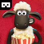 Shaun the Sheep VR Movie Barn Icon