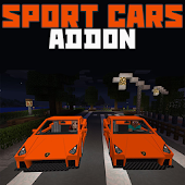 Sportcars Addon For Minecraft