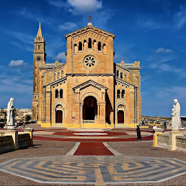 Ta' Pinu Sanctuary, Gozo by Francis Xavier Camilleri - Buildings & Architecture Places of Worship