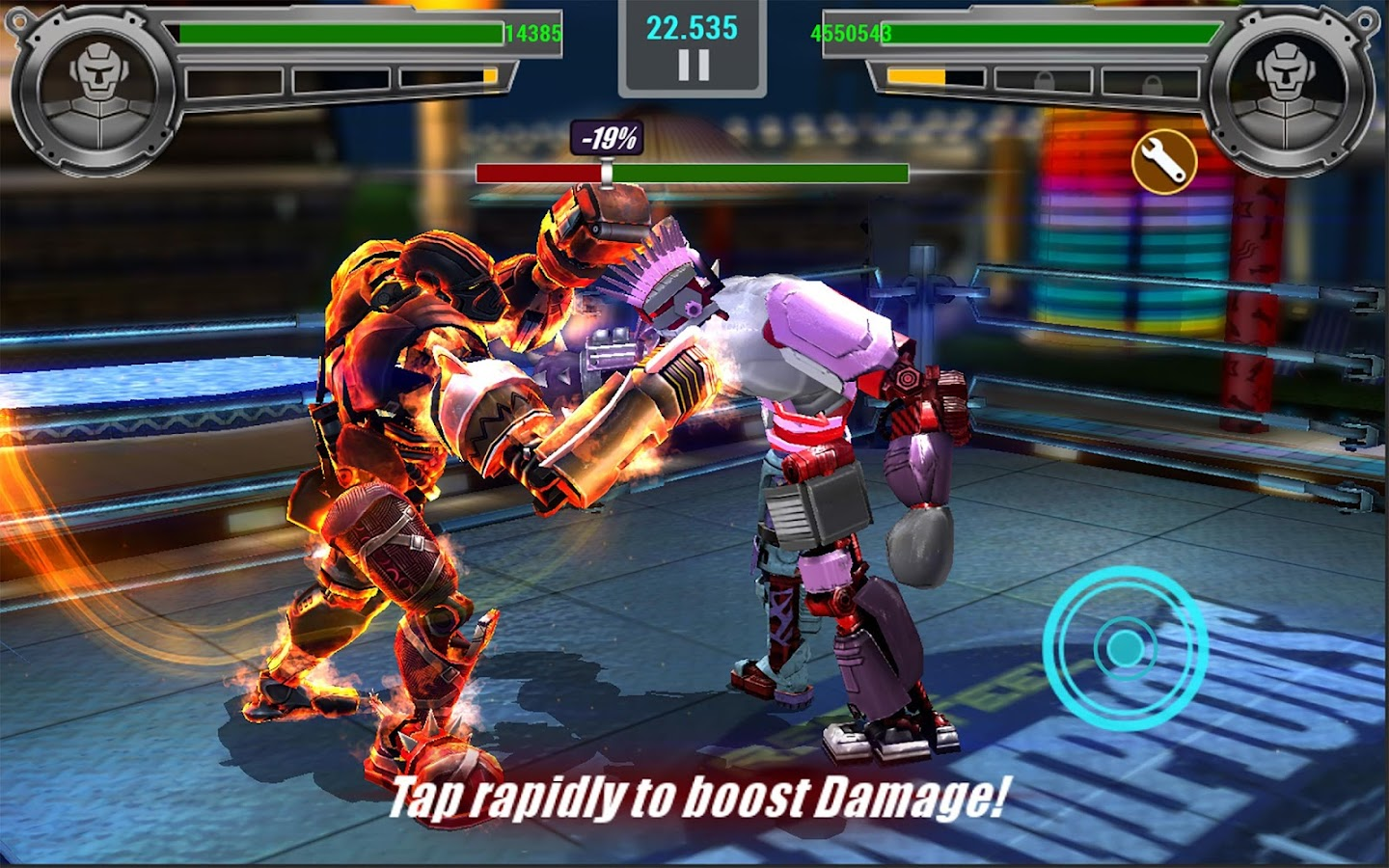 Real Steel Boxing Champions Screenshot 13
