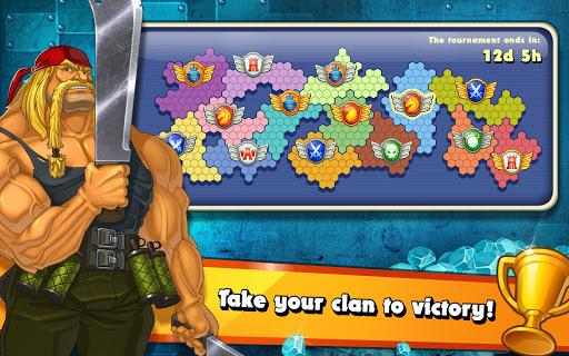 Jungle Heat: War of Clans screenshot 7