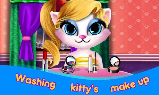 Kitty Princess Hair Salon- screenshot