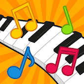 Kids Piano Melodies APK for Bluestacks