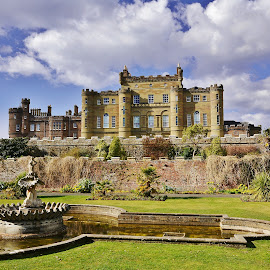 Culzean Castle by Wendy Milne - Buildings & Architecture Public & Historical ( scotland, ayrshire, gardens, castle, culzean castle )