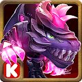Dinobot: Dark T-Rex APK for Bluestacks