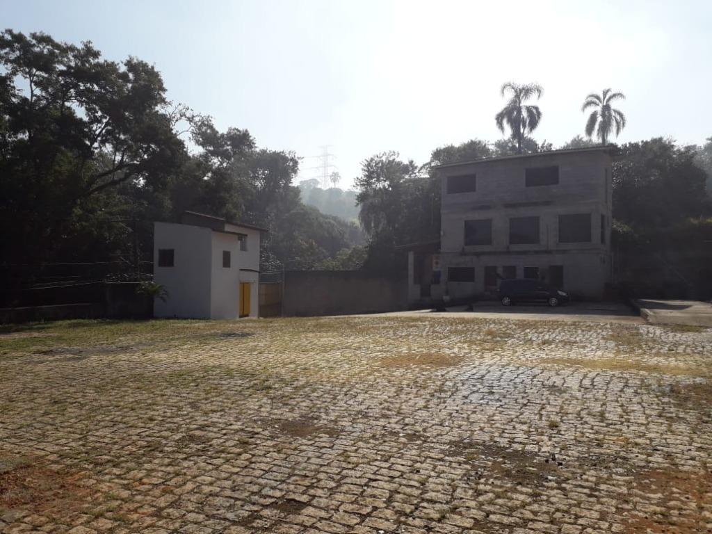 Barracão para Locação - Veraneio Maracanã