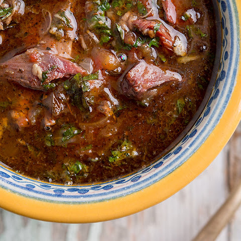 Chocolomo, Mexican Venison Stew
