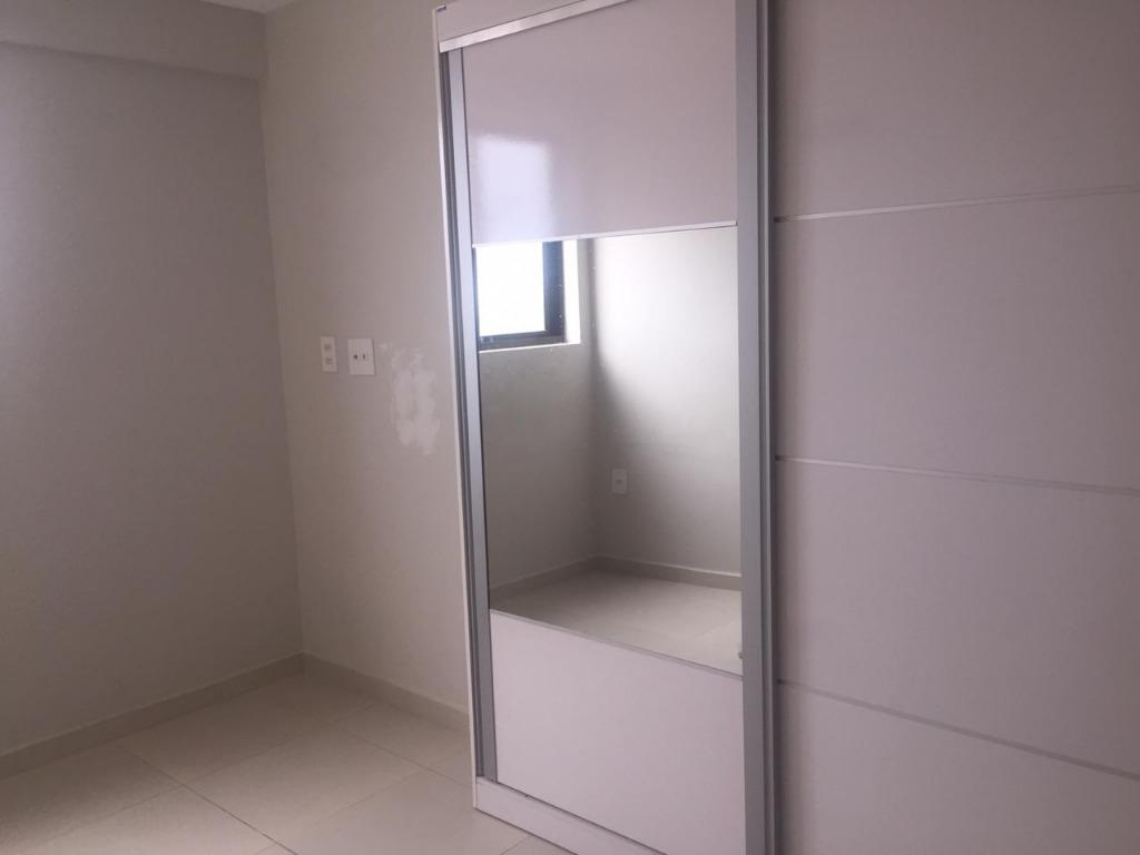 Apartamento com 2 dormitórios para alugar, 55 m² por R$ 1.150/mês - Pedro Gondim - João Pessoa/PB