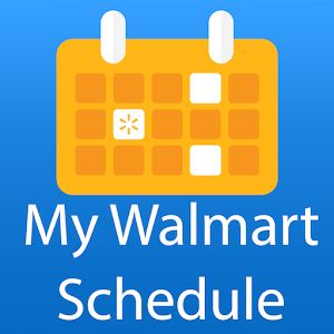 My Walmart Schedule For PC