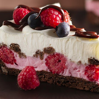 Chocolate And Berry Yogurt Dessert Recipes