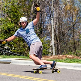 Skateboarding by Todd Crenshaw - Sports & Fitness Skateboarding ( skateboarding, sports, action, virginia, skateboard )