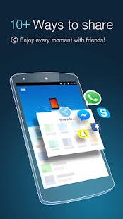 App CM Transfer - Share photos, music, apps, files APK for Windows Phone