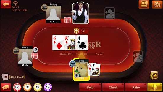 Free Poker-Texas Holdem