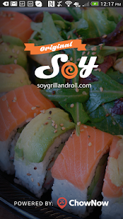 Soy Grill and Roll - screenshot