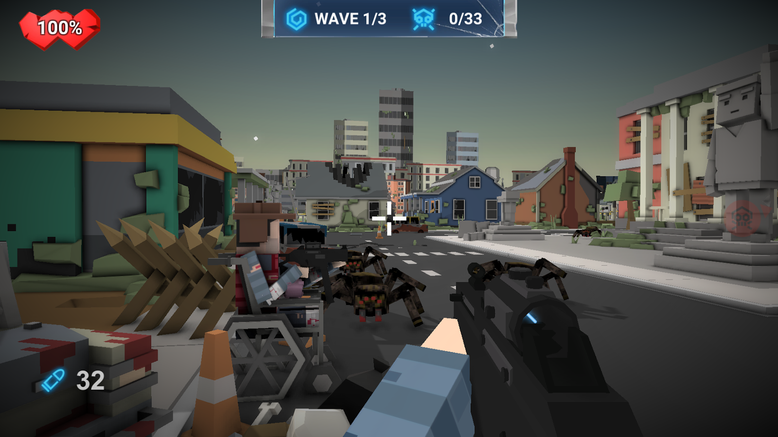 The Walking Zombie: Dead City Screenshot 6