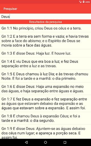 Bíblia Sagrada Grátis screenshot 18