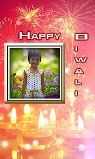 Happy Diwali Photo Frames - screenshot