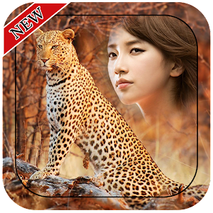 Leopard Photo Frames for PC-Windows 7,8,10 and Mac