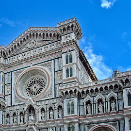 Florence Cathedral by Bruce Feldmeyer - Buildings & Architecture Places of Worship ( building, florence, place of worship, cathedral )