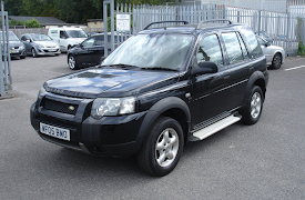 Second Hand Freelander for Sale