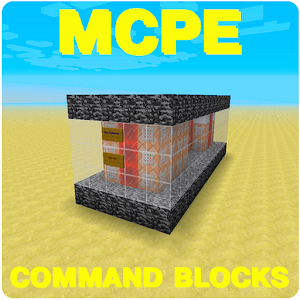 Command Blocks Mod For MCPE