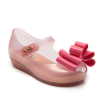 Mini Melissa Ultra Girl Bow PLASTIC