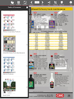 Screenshot of CRC - Auto/Marine Products
