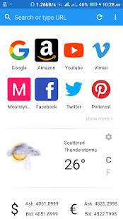 App Popular Browser APK for Windows Phone