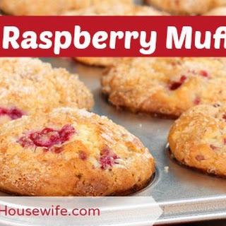 Raspberry Muffins Recipes