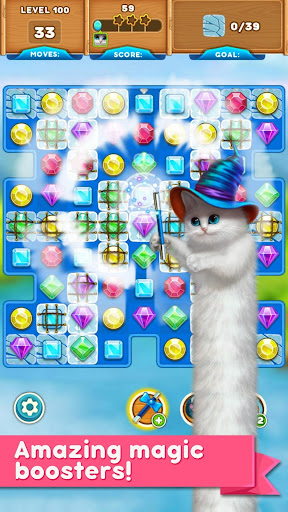 Cute Cats: Magic Adventure For PC