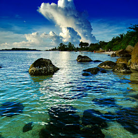 Clouds by Eddie Cheever - Landscapes Weather ( belitung )
