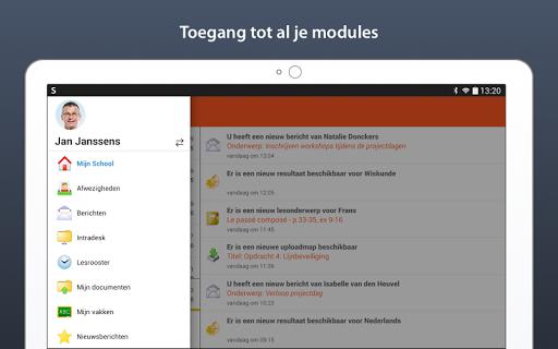 Smartschool screenshot 8