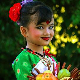 Brishti  by Asif Bora - Babies & Children Children Candids