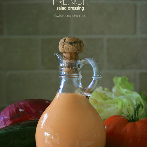 Creamy French Salad Dressing
