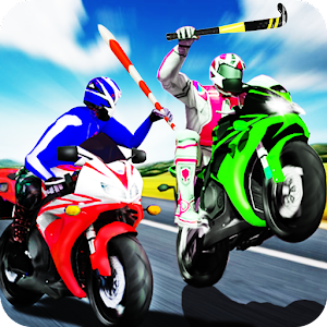 Bike Attack Race Simulator for PC-Windows 7,8,10 and Mac