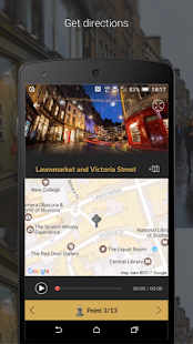 Haunted Edinburgh android apps download