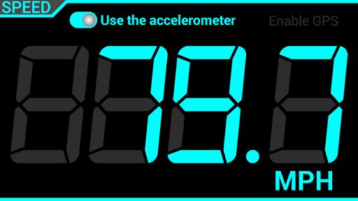 AccSpeed - screenshot