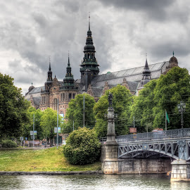 Stockholm by Dirk Rosin - Buildings & Architecture Public & Historical ( stockholm )