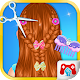 Princess Valentine Hair Style