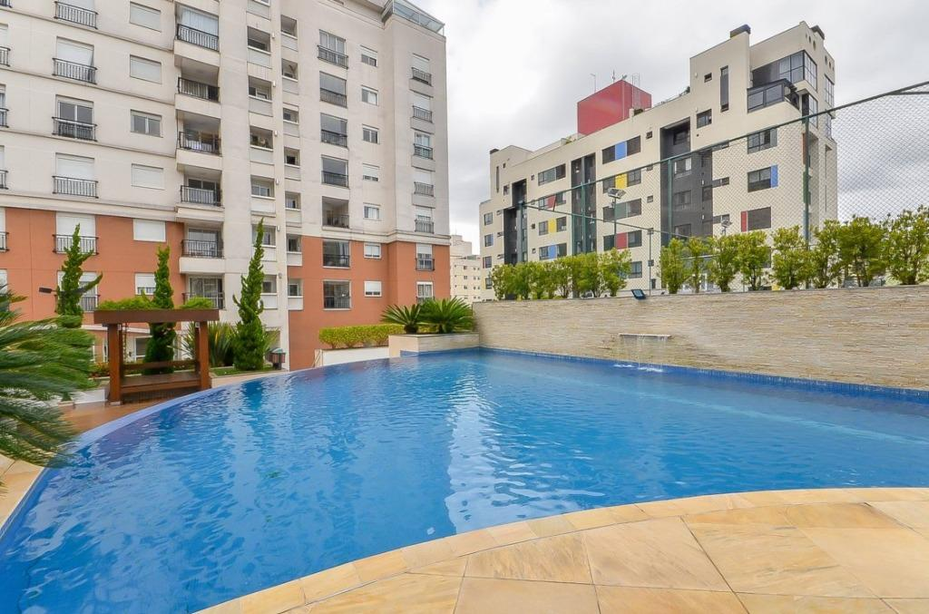 CO0014-ROM, Cobertura de 3 quartos, 124 m² à venda no Água Verde - Curitiba/PR