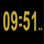 Night Digital Clock APK for Ubuntu