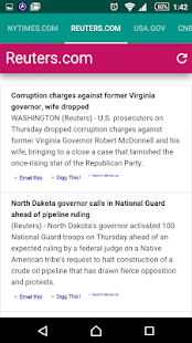 USA NEWS HEADLINES - screenshot