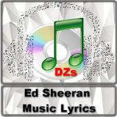 Ed Sheeran Music Lyrics APK for Lenovo