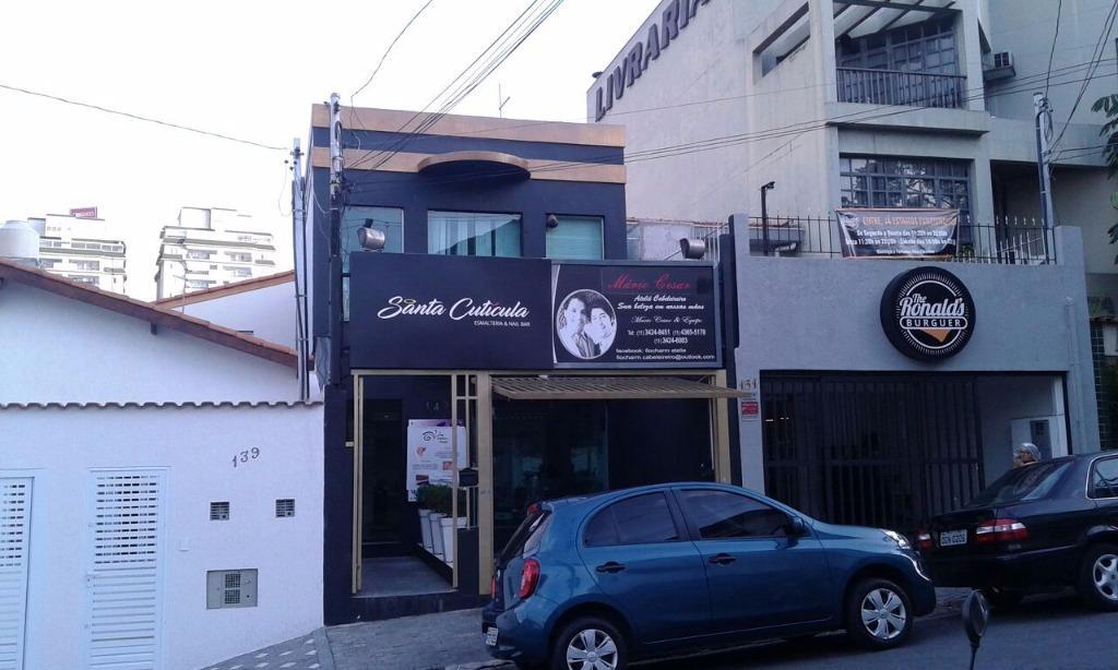 Prédio comercial à venda, Vila Angelina, São Bernardo do Campo.
