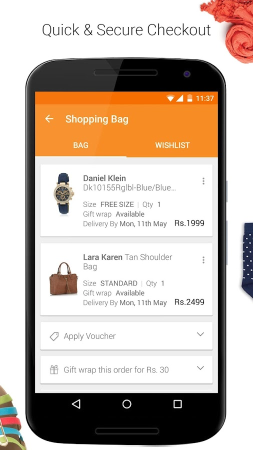 Jabong-Online Fashion Shopping Screenshot 6