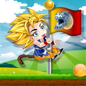 Cover art Super Goku Adventure of Saiyan